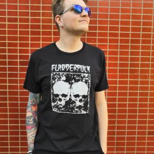 Fladderpuck Kings & Beggars t-shirt